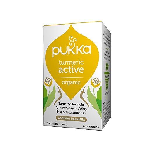 - PUKKA Active Capsules, 30 CT