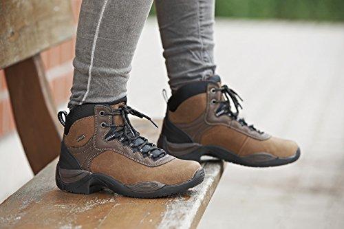 Busse–Zapatos para establo Denver marrón