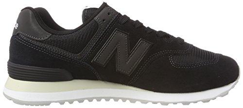 black Balance New black Uomo Sneaker Eta Nero 574v2 x6YardqwAY