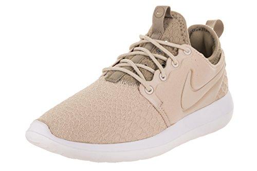Nike Womens Roshe Due Se Scarpa Da Corsa Farina Davena / Farina Davena Color Kaki Bianco