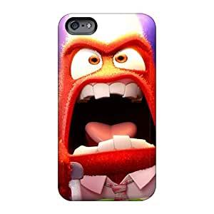 TanyaCulver Iphone 6 Shockproof Hard Phone Case Allow Personal Design Trendy Inside Out Series [BDk19477kMBW]