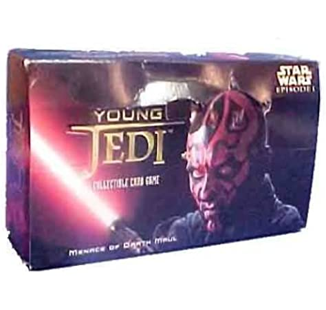 The Jedi Council 2 Starters /& 4 Booster Packs FREE SHIP Star Wars Young Jedi