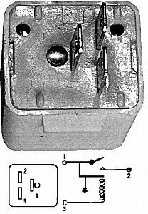 (Standard Motor Products HR-151 Wiper Motor Control)