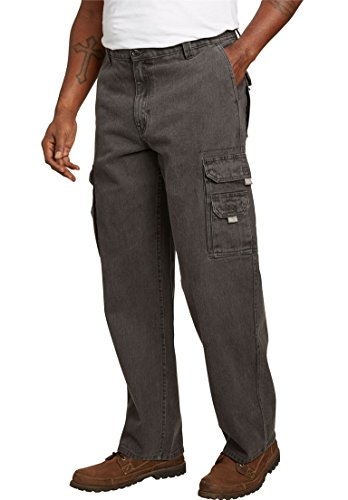 Kingsize Marine Cargo Pants Twill