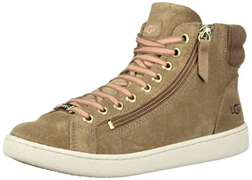 Pictures of UGG Women's W Olive Sneaker Fawn 6 M US 1094789 Fawn 1