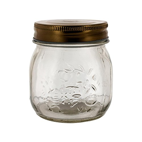 Deocrative Glass Mason Jar