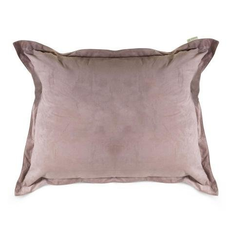 Majestic Home Goods Villa Floor Pillow, Aubergine by Majestic Home Goods