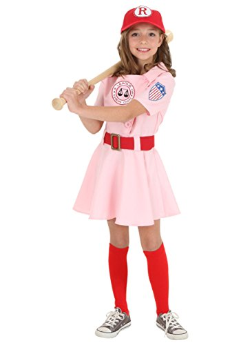 Child A League of Their Own Dottie Costume - M
