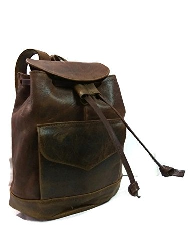 Size Childrens For Backpack High Overseas Bag Trend Handmade Leather Compck Quality Fine wAW7qp