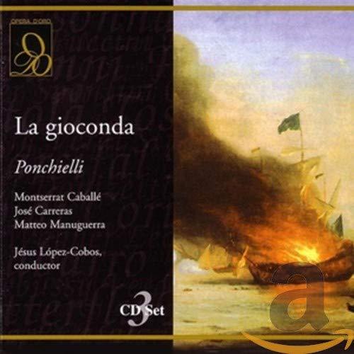 Ponchielli: La 2021 autumn and winter new Gioconda SALENEW very popular!