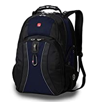 SwissGear ScanSmart Laptop Backpack (Blue)
