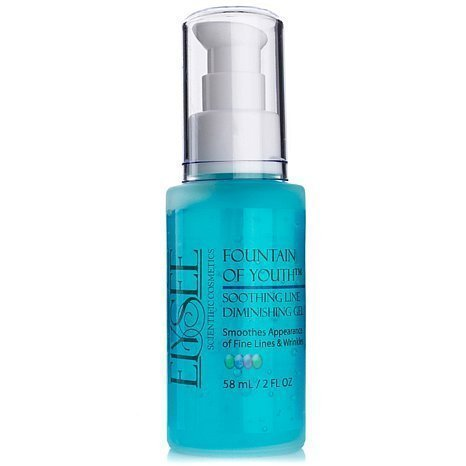 ELYSEE Fountain Of Youth Soothing Fine Line Wrinkles Diminishing Gel - Large 2 Fl Oz