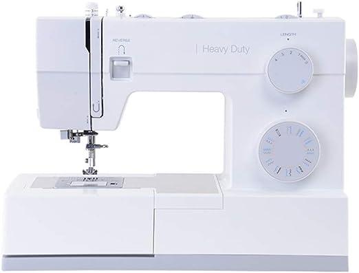Máquina de coser Heavy Duty máquina de coser con 11 puntadas ...