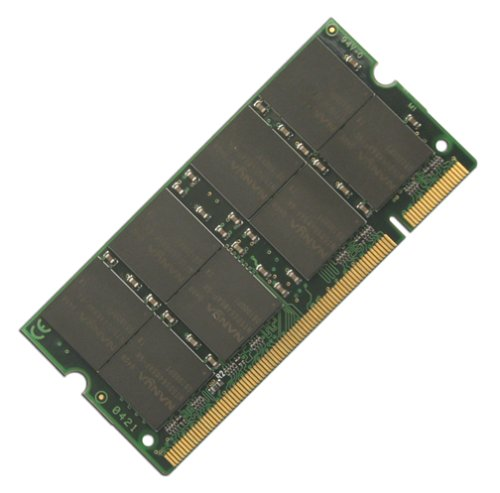 - ACP-EP Memory 1GB PC2100 200-PIN DDR 266MHz SODIMM (MAC and PC)