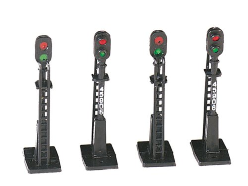 Review Bachmann Trains Block Signals
