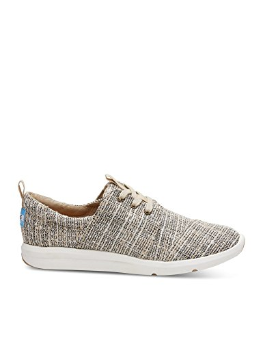 Autumn and winter Women fashion woven sneakers - 6