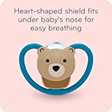 NUK Space Orthodontic Pacifiers, 18-36 Months
