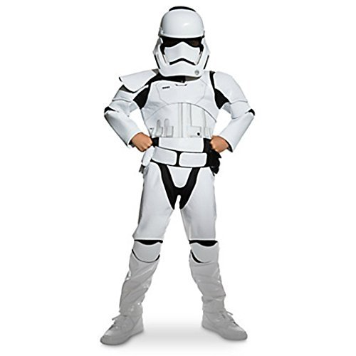 Disney Store Star Wars The Force Awakens Stormtrooper Costume (5/6) ()