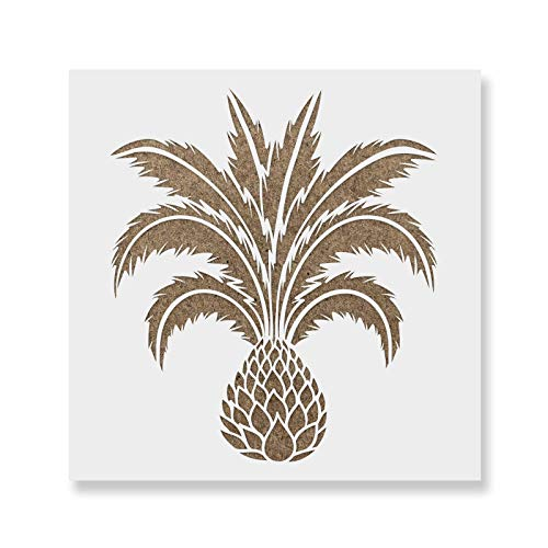 Palm Tree Stencil Template - Reusable Stencil with Multiple Sizes Available