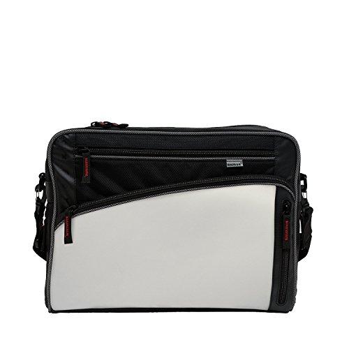 oxmox Touch-It Street Bag L Gris Dunkelgrau (Kalt), Hellgrau (Warm)