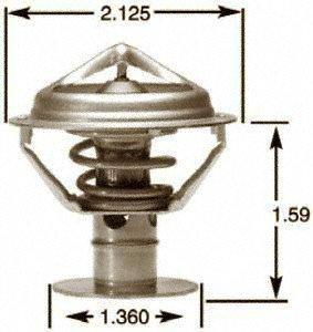 Stant 14138 Thermostat 180 Degrees Fahrenheit