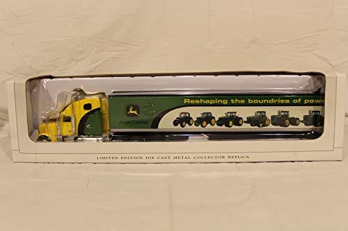 John Deere Boundries, Freightliner Classic XL Semi Truck, Diecast 1:64 Scale, Nib