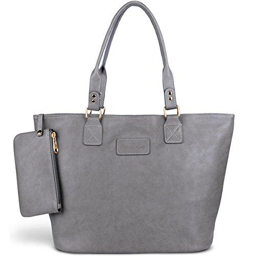 Handbags Vintage Sunny Snowy lightgray