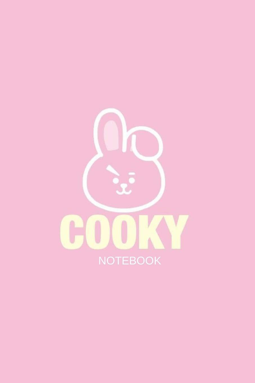KPOP BTS BT21 CHARACTER COOKY NOTEBOOK for BIAS JUNGKOOK ...