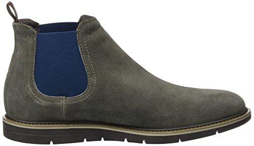 Geox Herren U Uvet A Chelsea Boots Mud