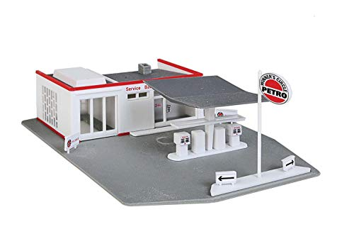 (Walthers, Inc. Gas Station Kit )