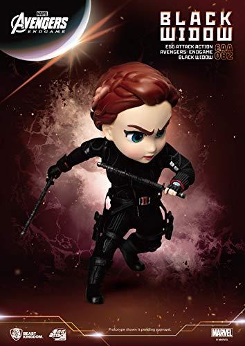 Avengers Endgame: Black Widow EAA-082 Egg Attack Action Figure