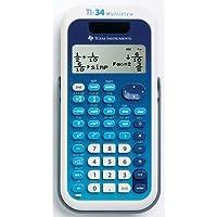 1 - TI 34 Multi View Calculator