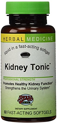 Herbs Etc Kidney Tonic - 60 softgels