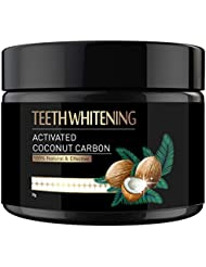 Teeth Whitening Activated Charcoal Powder,100% Food Grade Teeth Powder, Removes Stains, Plaque and Freshen Breath,09