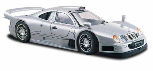Maisto 1:26 Scale Mercedes-Benz CLK-GTR (Street version) Diecast Vehicle