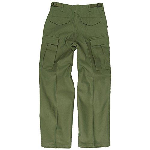 Mil tec Pantalons M65 tec Olive Mil Pantalons M65 FBzEx5qqw