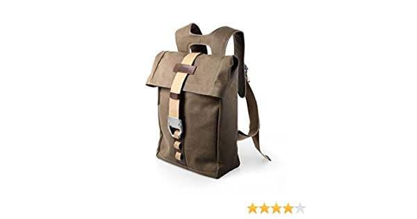 da50a77254 Amazon.com : Brooks England Islington Rucksack, Barley/Choco : Sports &  Outdoors