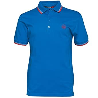 Polos Duck & Cover bleus homme b9lCI