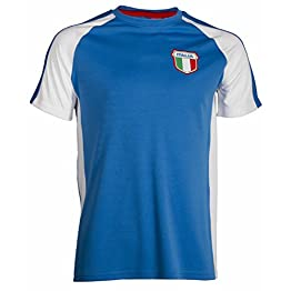 A chacun son Pays Maillot Italie - Collection Supporter - Taille Adulte Homme