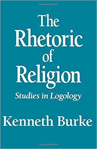 Amazon The Rhetoric Of Religion Studies In Logology