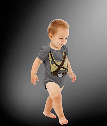 Baby Mutant Henchman Costume Bodysuit]()