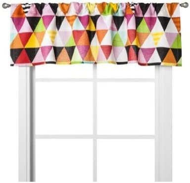 Circo Color Pop Window Valance 54 x 15