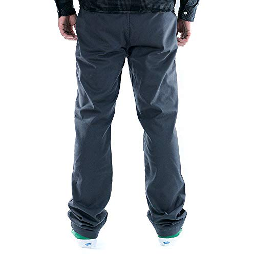 Chino Pro Vans vn0a31jlrud1 2018 Trousers 30 Authentic fall independent Asphalt EUwUYx5rtq