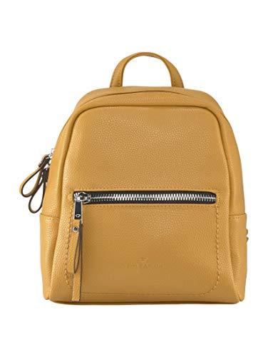 TOM TAILOR Damen Taschen & Geldbörsen Rucksack Tinna gelb/yellow,OneSize,C093,3000