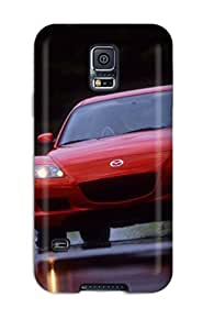 For Galaxy S5 Tpu Phone Case Cover(mazda Rx 29)