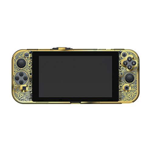 - HORI Nintendo Switch Premium Gold Zelda Protector - Nintendo Switch