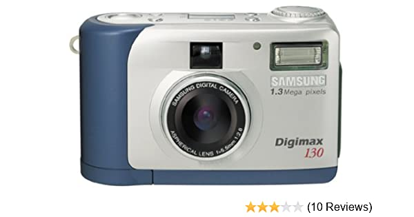 Amazon. Com: samsung digimax 130 1. 3mp digital camera: point and.