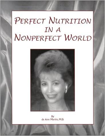 Descargador gratuito de libros electrónicos de google Perfect Nutrition in a Nonperfect World in Spanish PDF ePub 0970154402