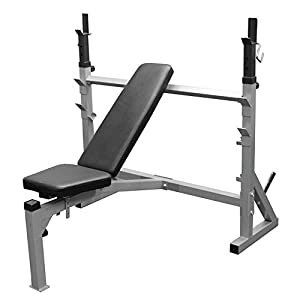 Valor fitness bf 39 flat incline decline adjustable olympic bench press for weight - Weight bench incline decline ...