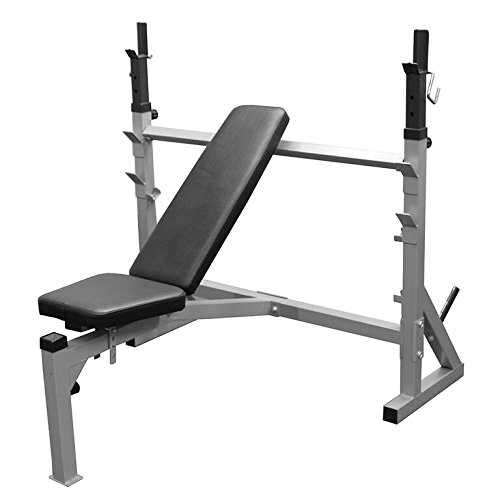 Valor Fitness BF-39 Flat Incline Decline Adjustable Olympic Bench Press for Weight Lifting by Ironcompany.com